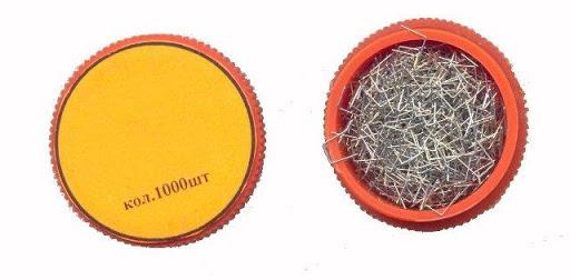 Скобы к ушивателям внутренних органов
