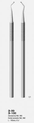 Э-100 Экскаватор зубной №6