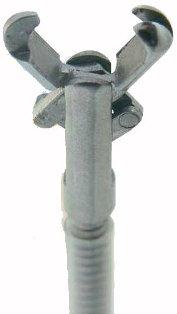 """Щ-128-2 Щипцы захватывающие хирургические типа """"крысиный зуб""""для канала 2,0 дл. 1750 мм"""