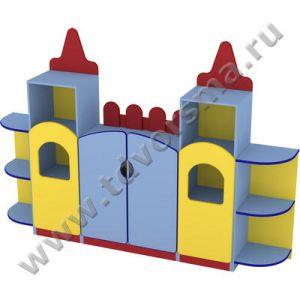 М-624 Стенка детская «Замок-2»