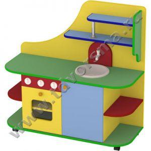 М-716 Кухня игровая на колесах «Мария»