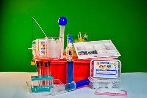 """Набор для экспериментирования """"Наблюдения за природой. Вода и воздух"""""""